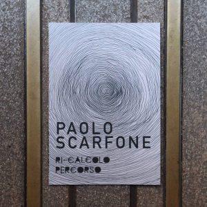RI-CALCOLO PERCORSO. Paolo Scarfone