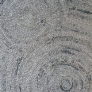 LETTERA, 2011, ritagli di giornale e silicone su tela, cm 70x50