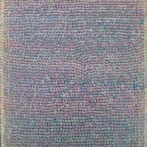 LUISA SPAGNOLI, 2017, foto digitali e silicone su plexiglass ambra fluo, cm 37x30x3