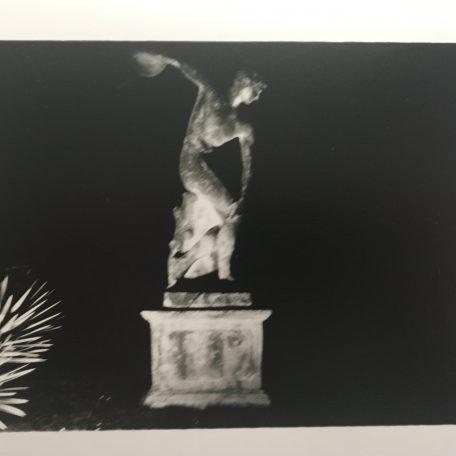 THE NIGHT OF THE HUNTER, 2006, cm 10x15, stampa bn da negativo, n. 3/5