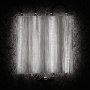 LIGHT BOX, 2017, stampa digitale su plexiglass e luce, cm 60x60x6