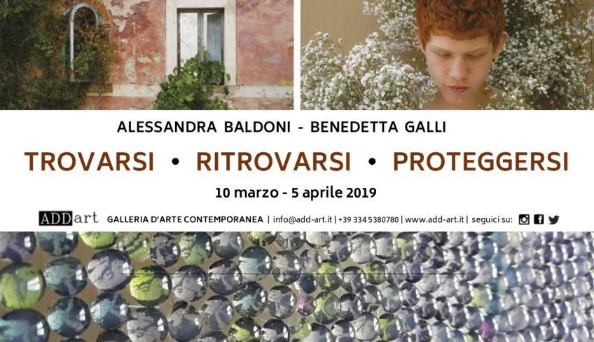 Trovarsi.Ritrovarsi.Proteggersi – Alessandra Baldoni, Benedetta Galli