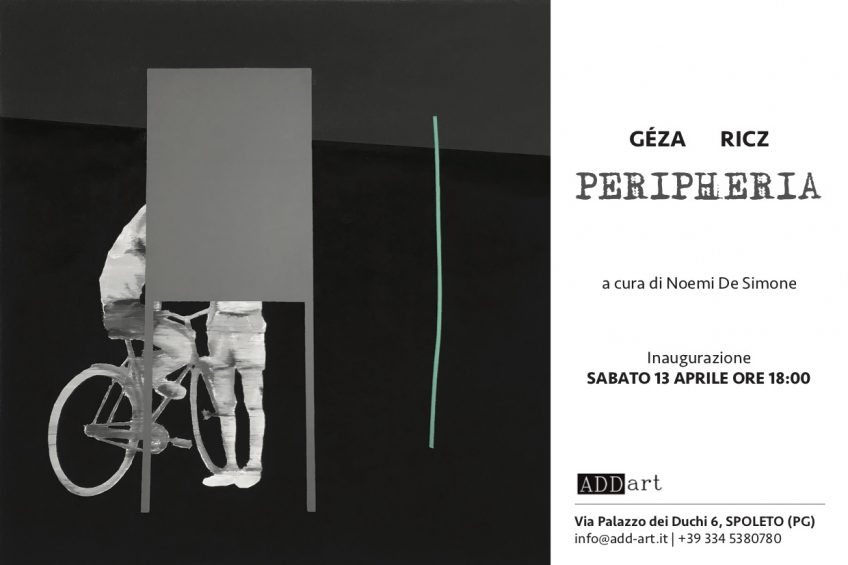 PERIPHERIA. Géza Ricz