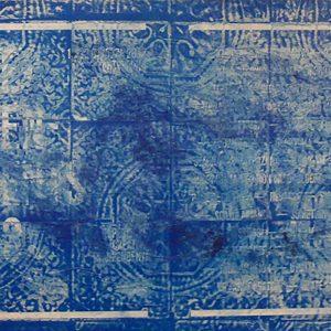 I WANT YOU - PROVE DI VITA ACCELERATA, 2012, grottage e vernice su manifesto, cm 68x98