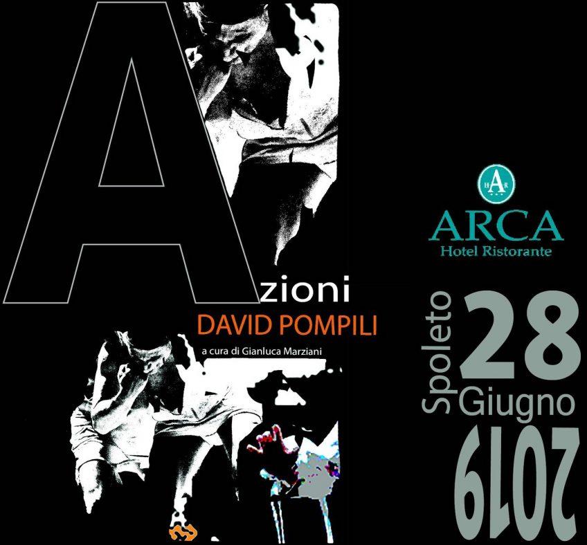 Azioni. David Pompili