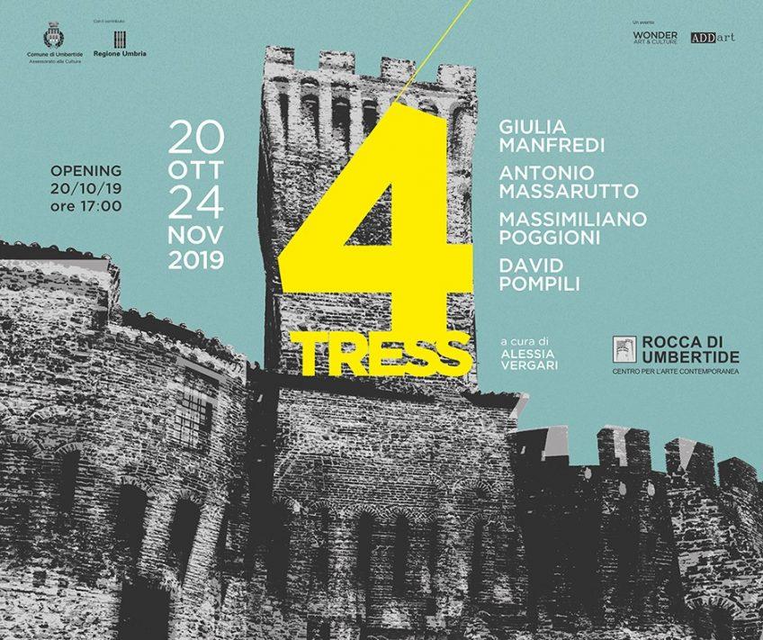 4TRESS – Rocca di Umbertide