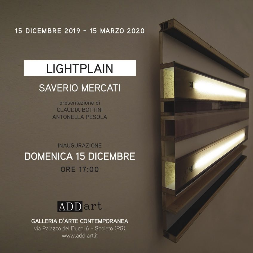 LIGHTPLAIN – Saverio Mercati