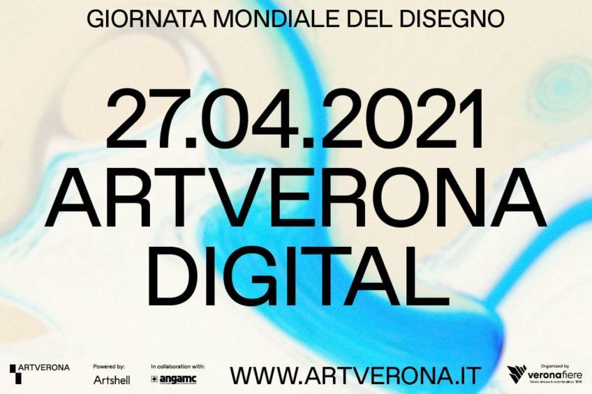 ArtVerona Digital: Giornata Mondiale del Disegno