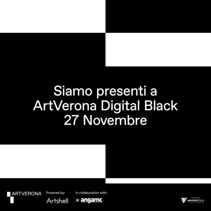 ArtVerona digital Black!