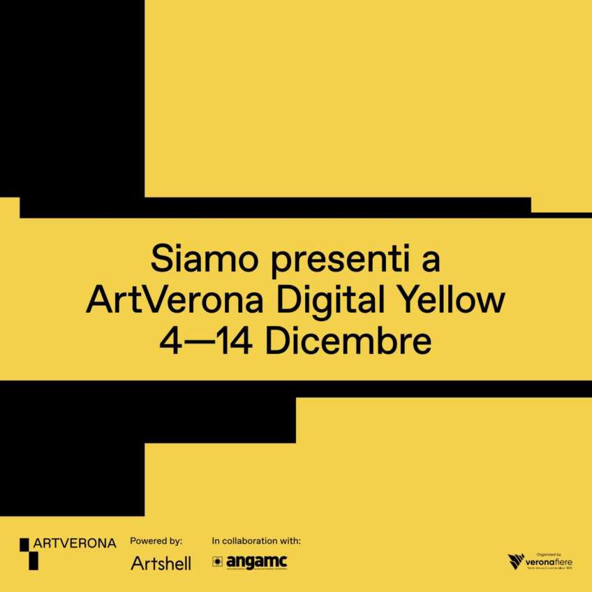 ArtVerona Digital yellow