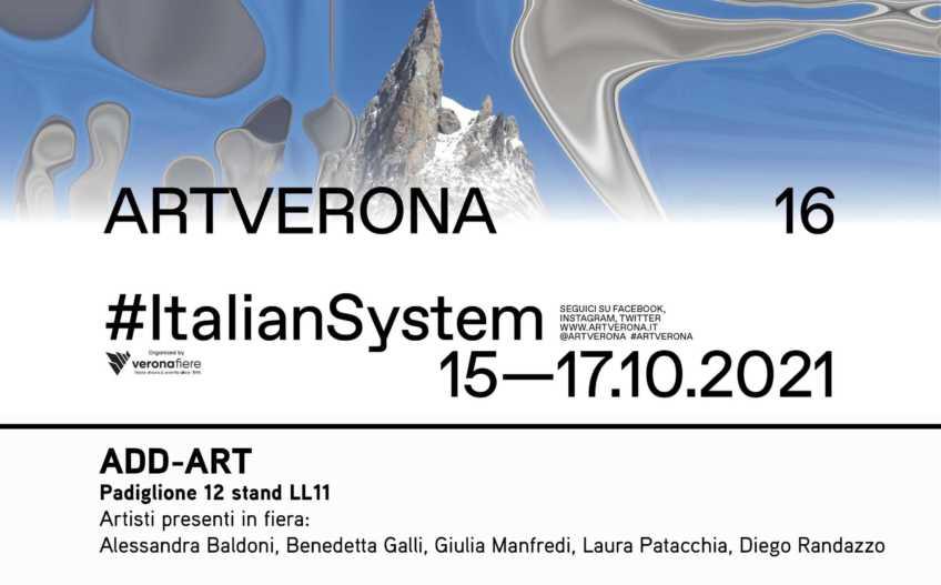 ArtVerona 15-17 ottobre 2021 | Padiglione 12 stand L11